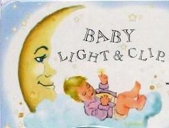Baby Light & Clip