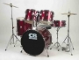 5 PC CB Drum Set w/hdw and Cymbals