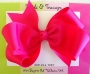 "5"" Sarsaparilla Boutique Bow"