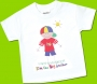 Adorable Originals Inc. I'm The Big Brother T shirt