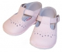 Angel Dress Shoe Pink T-Strap
