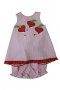 Bailey Boys Strawberries Angel Dress