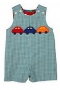"Bailey Boys ""Cars"" Reversible Jon Jon"