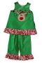"""Bailey Boys """"Christmas""""  Reindeer pant set"""