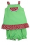 "Bailey Boys ""Watermelon"" Angel Dress"