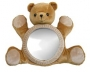 Bearview Infant Rearview Mirror Tan Bear