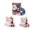 Elf On The Shelf Light Skin Boy or Girl With DVD