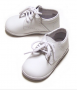 High Top Angel Infant Shoe in White