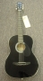 Johnson Student Guitar in Black