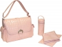 Kalencom Pink Monique Diaper Bag