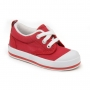 Keds Graham Lace Up Red Canvas Shoes