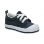 Keds Graham Prewalker Lace Up Navy Canvas Shoes