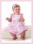 Mudpie Bunny Smocked Dress