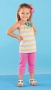 Mudpie Colorful tunic And Legging Set