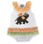 Mudpie Elephant All In One Dress
