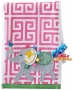 Mudpie Elephant Burp Cloth