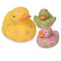 Mudpie Girl Duck Flasher Toy Set