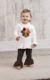 Mudpie Turkey 2 Piece Set
