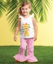 Mudpie  Safari Lion Pant Set