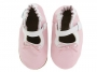Robeez Classic Pink MJ with Bow