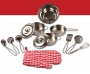 Rosalina 13pc Kitchenware set