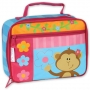 "Stephen Joseph ""Girl Monkey"" Lunch Box"
