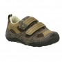 "Stride Rite SRT ""woody"" in Espresso Boys Pre Walking Shoes"