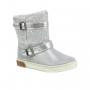 Stride Rite Safie Silver Boot