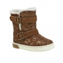 Stride Rite Safie Chestnut Boot