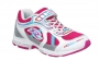 "Stride Rite ""Sadi"" in Pink & Sky Blue"