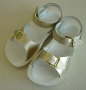 Sun-San Salt Water Sandals - Salt Water Surfer Gold