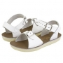Sun-San Salt Water Sandals - Salt Water Surfer White