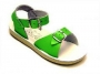 Sun-San Salt Water Sandals - Salt Water Surfer Lime