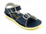 Sun-San Salt Water Sandals - Salt Water Surfer Navy