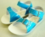 Sun-San Salt Water Sandals - Salt Water Surfer Turquoise