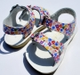 Sun-San Salt Water Sandals - Salt Water Surfer Floral
