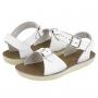 Sun-San Sea Wee White Sandal