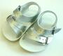 Sun-San Sea Wee Silver Sandal