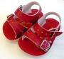 Sun-San Sea Wee Red Sandal