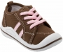 Wee Squeak Tennis Shoe (Brown)