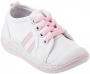 Wee Squeak Tennis Shoe (White)